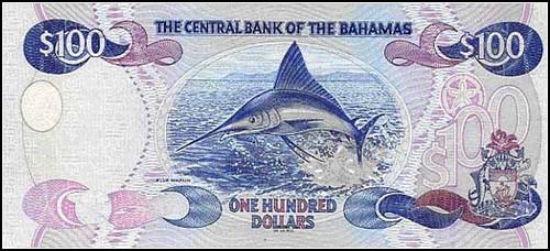 Багамская валюты