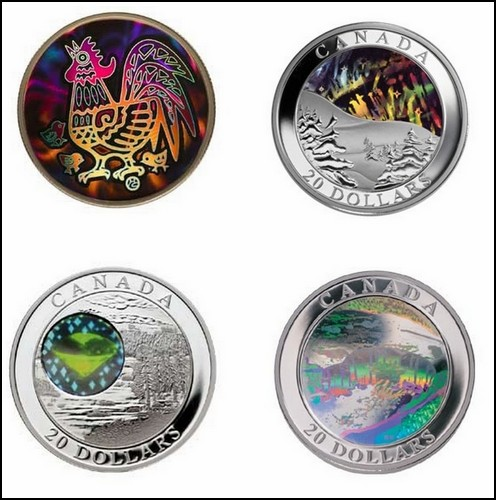 Юбилейные монеты мира walch