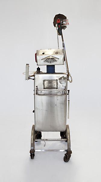 Человекоподобный робот-рикша