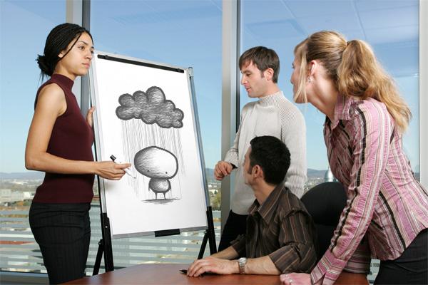 Бизнес-тренинг как новый формат бизнес образования