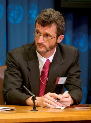 Георг Келл, Исполнительный директор Глобального договора ООН