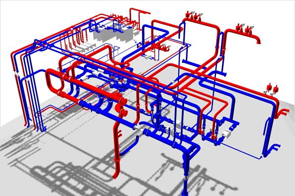 Обустройство системы отопления загородного дома