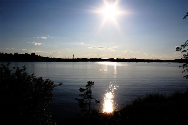 Отдых в Финляндии.
