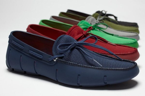 Новая коллекция мужской обуви SWIMS