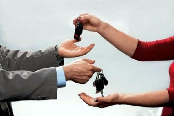 Как продать кредитное авто по системе trade-in?