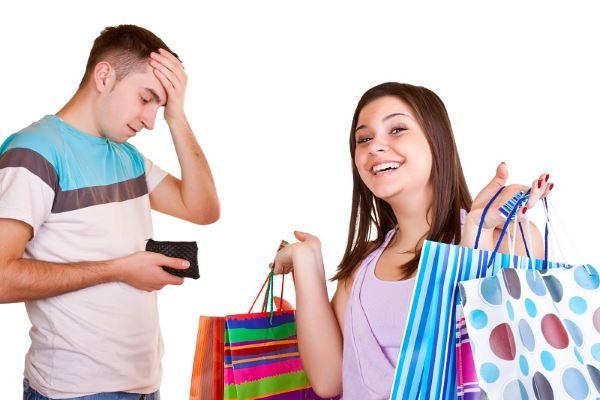 Почему нам нравиться тратить деньги