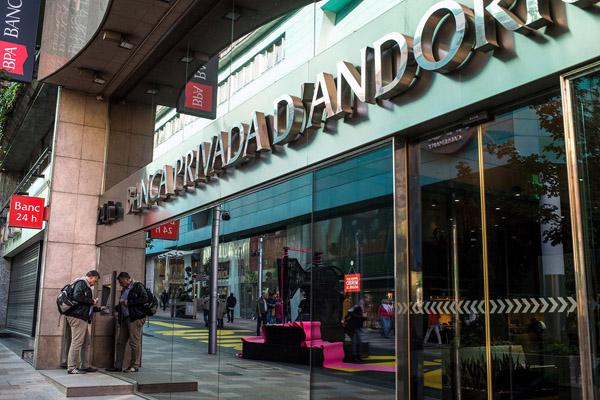 Андорра в новом амплуа. Банковский кризис