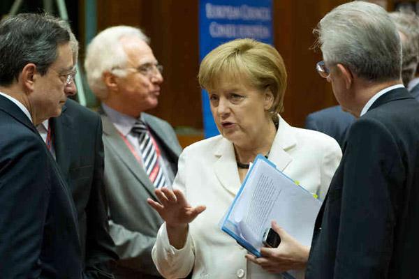 Ангела Меркель больше не сторонник евроинтеграции? Ч.1