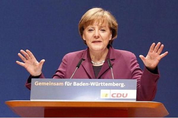 Ангела Меркель больше не сторонник евроинтеграции? Ч.2