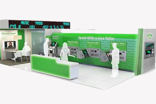 Как выглядит банк будущего?