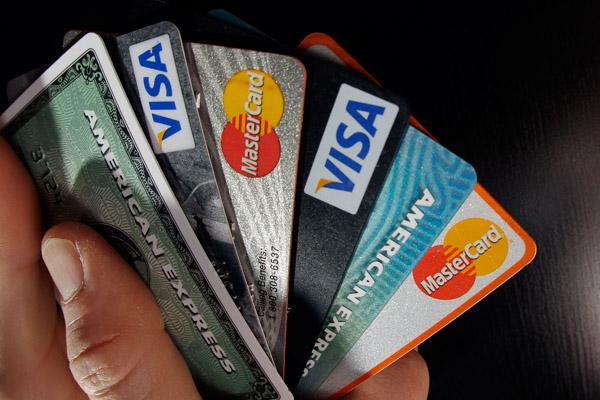 Получение кредитной карты не всегда безопасно