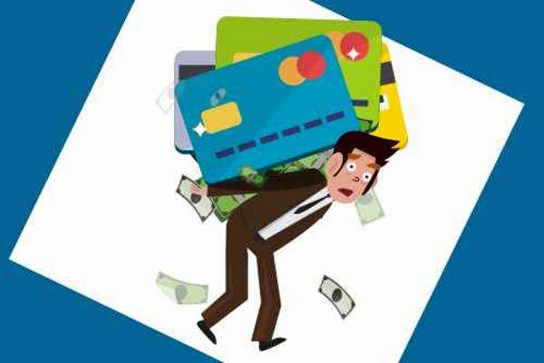 Что происходит, когда вы не оплачиваете долги по кредитной карте