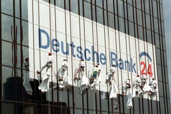 Референдум в Великобритании. Теперь засобирался и Deutsche Bank