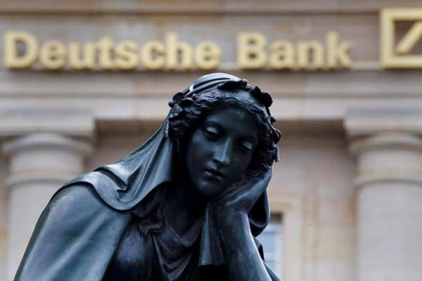 Deutsche Bank на грани?