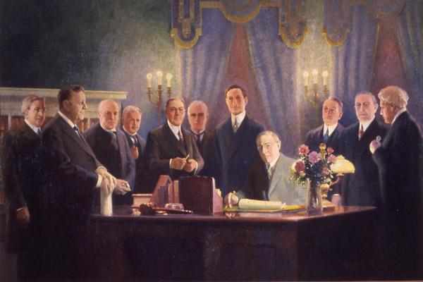 Федеральная резервная система – от «рождения» до наших дней. Часть 1
