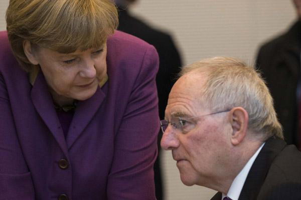 Ангела Меркель больше не сторонник евроинтеграции? Ч.3
