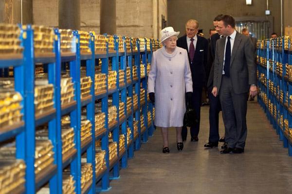 Стоимость золота как объект для манипуляций