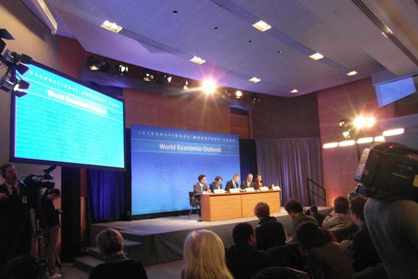 Прогноз МВФ для Европы – печально и пессимистично