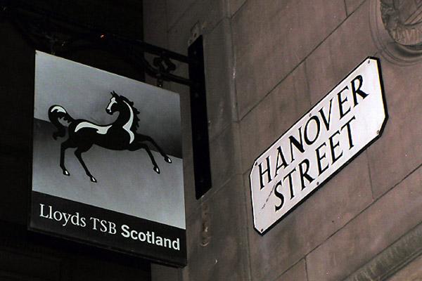 Банки Великобритании против независимости Шотландии