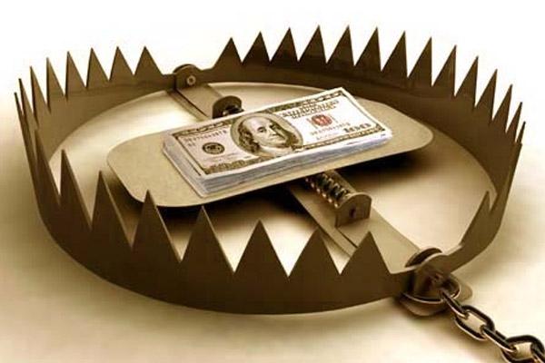 Как взять деньги в долг  до зарплаты