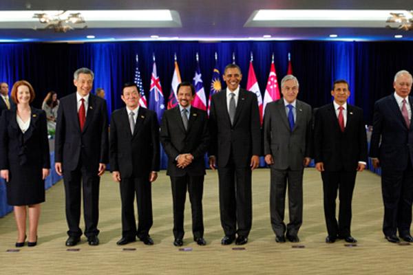 Торговое соглашение, превратившееся в большой секрет