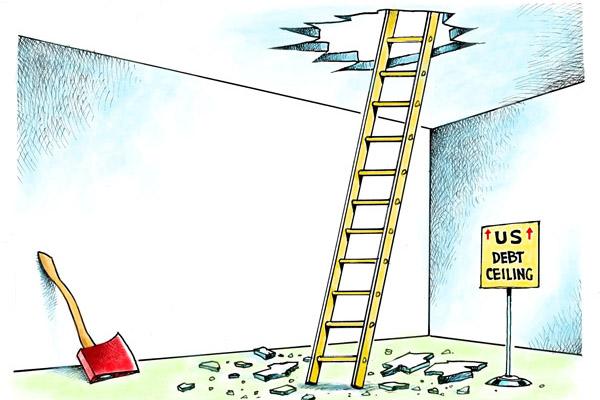 Потолок долга США снова отодвинут?