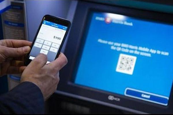 Снять деньги через банкомат станет еще проще