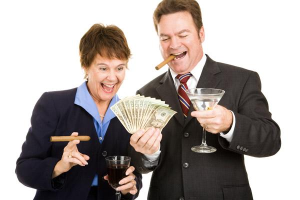 Финансовые преступления банкиры совершают осознанно и преднамеренно