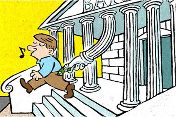 Мошенничество банков и прочих кредиторов