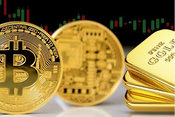 Криптовалюта против золота
