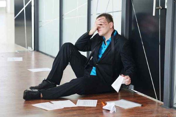 Финансовое банкротство бизнеса причины