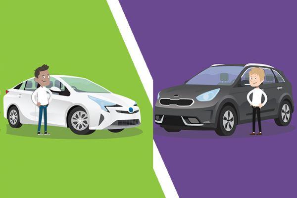 Купить машину в кредит или арендовать?