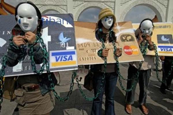 Долги по кредитным картам как повод для судебного разбирательства