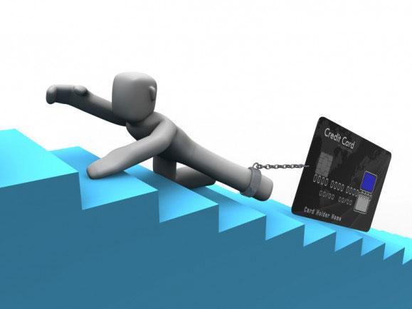 Как погашать долг по кредитной карте