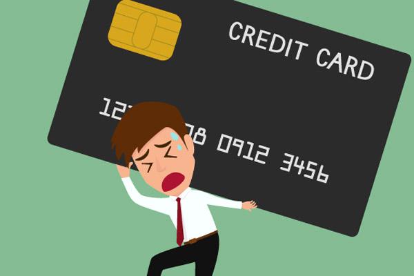 Как не попасть в долги с кредитной картой