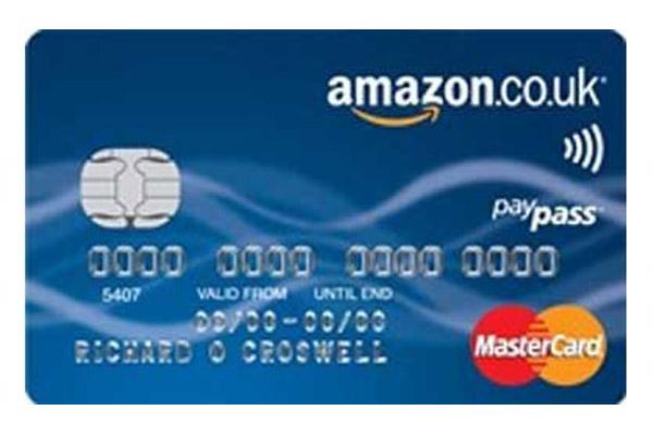 Кредитная карта от  Amazon