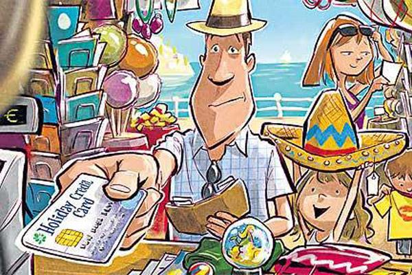 Выбор кредитной карты – если карта нужна «для отпуска»
