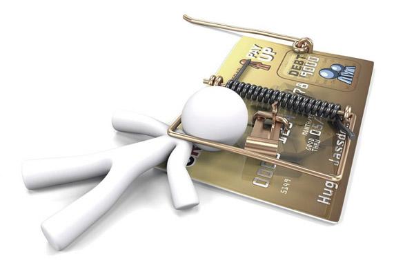 Самые частые ошибки, которые совершают держатели кредитных карт