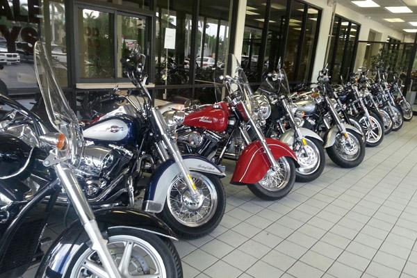 Кредит на мотоцикл - полшага к мечте