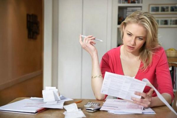 О кредитной истории  и женском легкомыслии