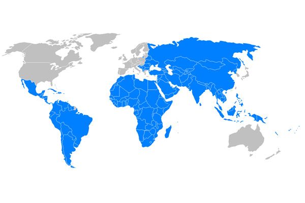 Развивающиеся страны – есть ли шанс?
