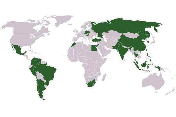 Какие риски инвестора приготовили рынки развивающихся стран?