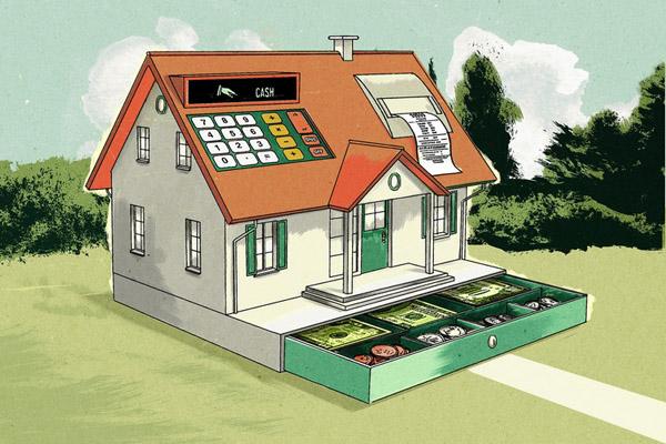 Кредит под залог недвижимости. Варианты