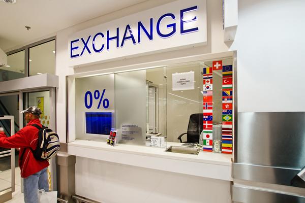 Как обменять деньги, если вы находитесь за границей