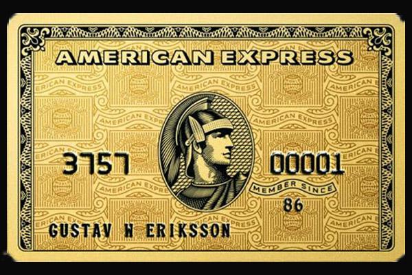 American Express делает ставку на «золото»