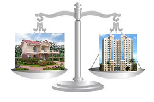 Что лучше купить: дом или квартиру?