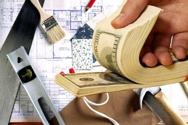 Потребительские займы: особенности кредита на ремонта жилья