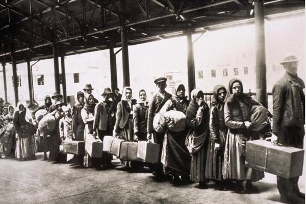 Рай для иммигрантов или Почему из Германии уезжают гастарбайтеры? Ч.1