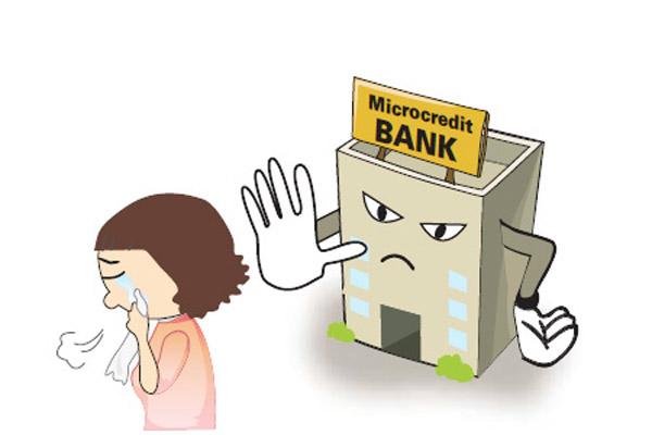 Микрокредитование. Борьба за право обирать клиентов продолжается
