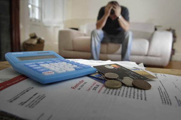 4 признака, что у вас проблемы с деньгами
